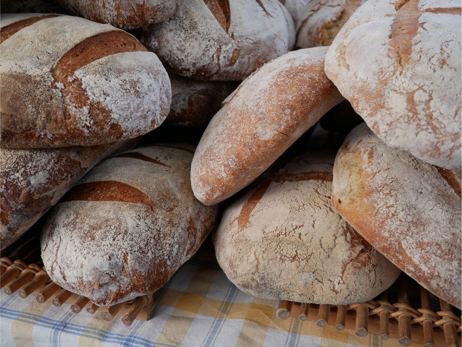 Depot de pain Blanc Meteil